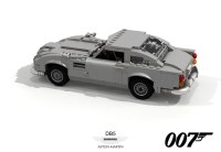 The World's Best Photos of db5 and lego