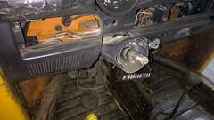 Steering Column Removal