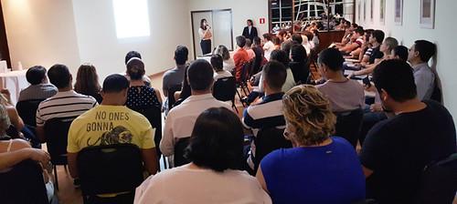 Reunião com empresários do Shopping Vale do Aço - Foto Tiago Barcelos (4)