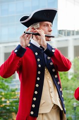 The Old Guard Fife & Drum Performance
