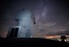 "Milky Way over Aristarchos Telescope • <a style=""font-size:0.8em;"" href=""http://www.flickr.com/photos/40693716@N03/15448181208/"" target=""_blank"">View on Flickr</a>"