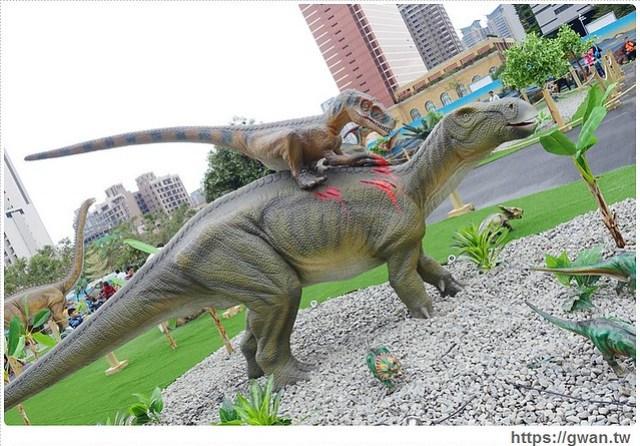 台中展覽,台中侏儸紀樂園,台中恐龍展,全台唯一戶外大型恐龍展,會動的恐龍展,taichungjurassic,台中老虎城,tiger city,聖誕節-42-577-1