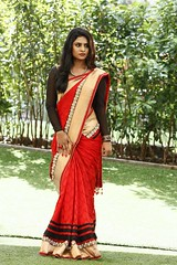 South Actress Deepika Das Traditional Photos Set-1 (19)