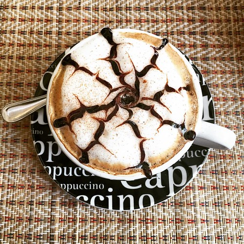 #beautiful #Cappuccino  @ #KoPhiPhi #Thailand #thailoup #traveloup