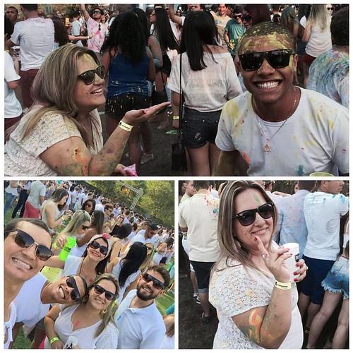 Géssica Avelino na festa da Scenarium no Cariru Tênis Clube
