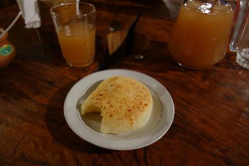 Cuñapé : autre petit pain fourré au fromage