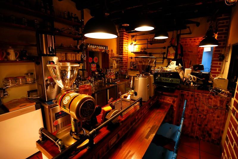 [澎湖] 多樣化豐富咖啡與餐點-Kaffee Katate 肯塔咖啡 @ 尋著貓腳印覓食... :: 痞客邦