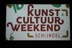 Kunst en cultuur weekend