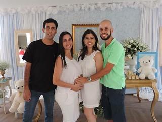 Meus irmão Juninho, eu, Gerlaine e Rudney