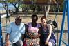 Mr Akbani, Martha and Katie