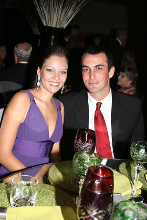Emanuelle e o marido, Rodrigo, o filho do meio