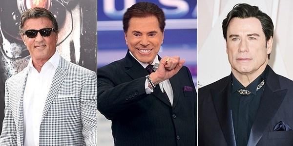 """Silvio brinca com sexualidade de Gentili e cita Xuxa """"coroa e enxuta"""""""