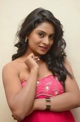 South Actress Deepika Das Hot in Pink Dress- Photos Set-6 (8)