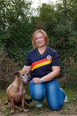 "Susanne mit Kongo • <a style=""font-size:0.8em;"" href=""http://www.flickr.com/photos/110343667@N08/21811872840/"" target=""_blank"">View on Flickr</a>"