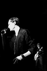 "Savages - 2015 NYC Residency, Mercury Lounge, New York City, NY 1-21-15 • <a style=""font-size:0.8em;"" href=""http://www.flickr.com/photos/79463948@N07/23457637942/"" target=""_blank"">View on Flickr</a>"