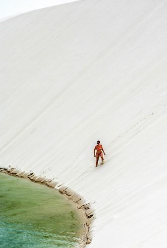 Brésil - Parc des petits mouchoirs