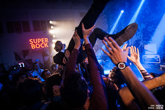 20151128 - The Parrots | Festival Vodafone Mexefest @ Avenidade Liberdade (Lisboa)