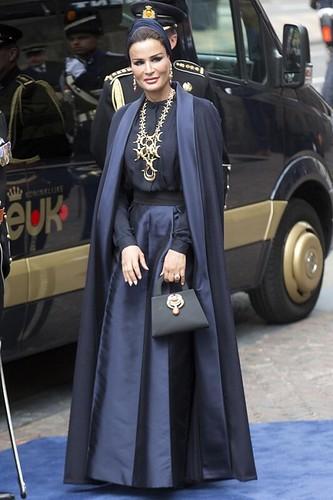 Sheikha Mozah, do Qatar