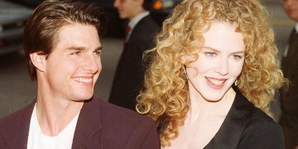 """""""Era uma criança, mas não me arrependo"""", diz Nicole Kidman sobre Tom Cruise"""