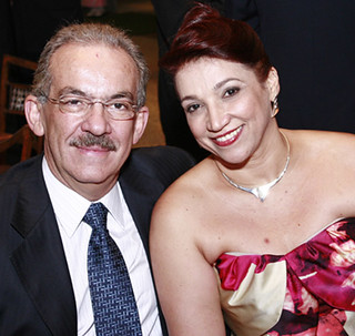 Eduardo Lery e Maria de Lourdes Fernandes