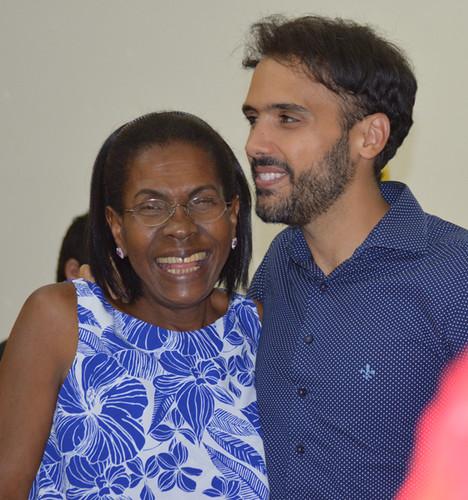 Dina e João Paulo