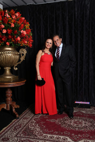 Liana e Bruno Torres