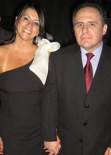 Cláudia e Dr.Marcelo Pereira da Silva