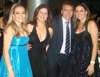 Priscila, Frida, Edílio e Alice