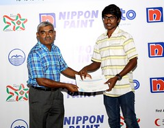 Nippon Paint 13th Inter School Swimming Competition 2015 350