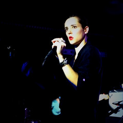 "Savages - 2015 NYC Residency, Mercury Lounge, New York City, NY 1-21-15 • <a style=""font-size:0.8em;"" href=""http://www.flickr.com/photos/79463948@N07/23483732941/"" target=""_blank"">View on Flickr</a>"