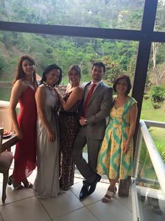 Alba Valeria Alencar, Adriana Mendonca, Geovane Gomes  e Inez Maria Monteiro.