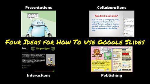 Google Slides 101 #GAFESummit