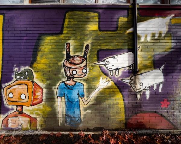 Henry Mural Artist Seattle