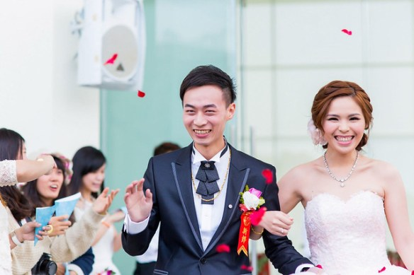 智凱&思妤婚禮記錄0328