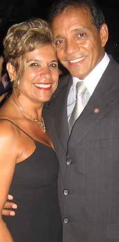 Dora e Francisco Lemos