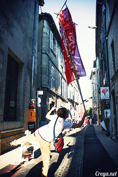 2016.11.12 | 看我的歐行腿| 那一年,我也參與了南法亞維儂藝術節的一部分.... 04