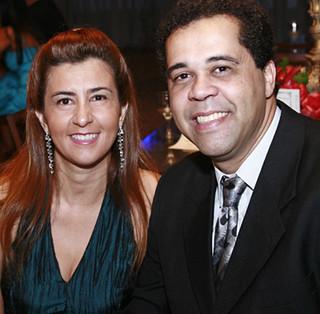 Cláudia e Flávio Correia