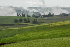Debre Berhan, central Ethiopia