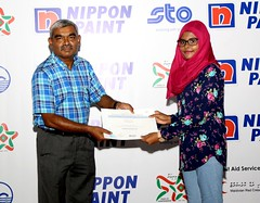 Nippon Paint 13th Inter School Swimming Competition 2015 345