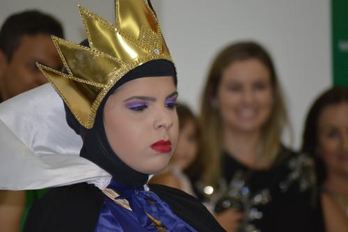 A rainha malvada boazinha