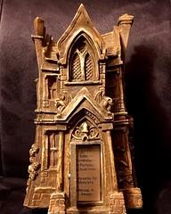 Bram Stoker Award Statue for Proverbs For Monsters (2007)