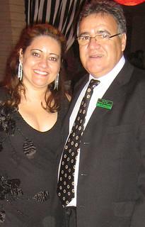 Sandra e Altair Pereira