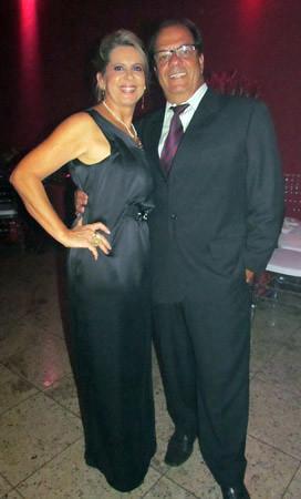 Carmelita e José Renato Mendes