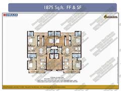 Datasheet of Omaxe Celestia Royal Floors