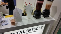 """#hummercatering #smoothie #bar #catering #service  #event #koeln  #messe #frucht #drinks #Gesund  #talentsoft http://goo.gl/B2w0Io • <a style=""""font-size:0.8em;"""" href=""""http://www.flickr.com/photos/69233503@N08/21245276208/"""" target=""""_blank"""">View on Flickr</a>"""