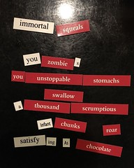 "#TFOTD ""Immortal Squeals"" by @MikeArnzen"