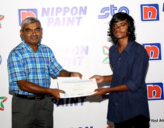 Nippon Paint 13th Inter School Swimming Competition 2015 352