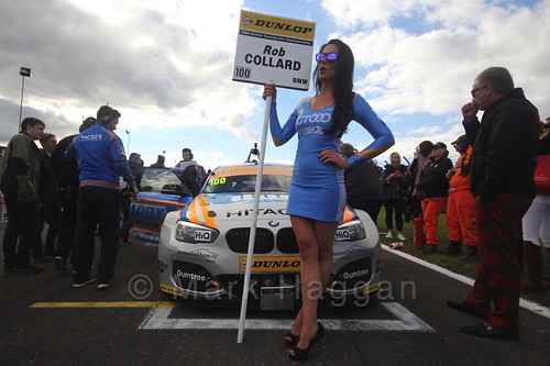 Rob Collard during the BTCC Brands Hatch Finale Weekend October 2016