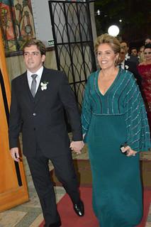 Rafael e Maria Tereza Saliba