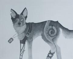 miranda mecha-wolf